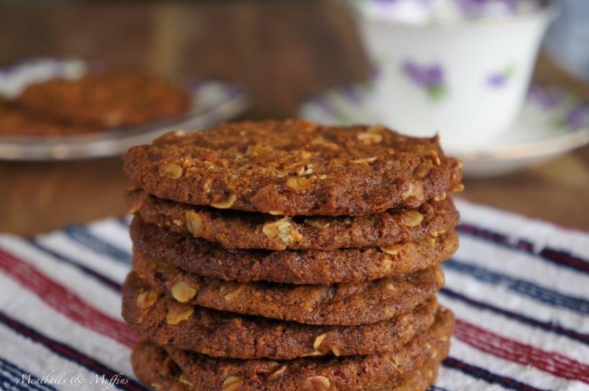 Anzac Cookies 2