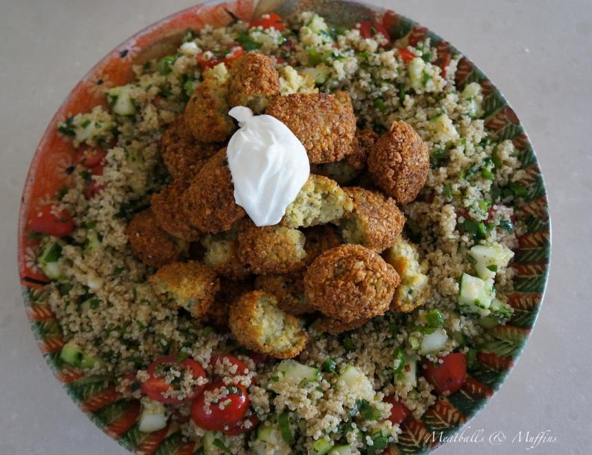 Quinoa Tabbouleh 2