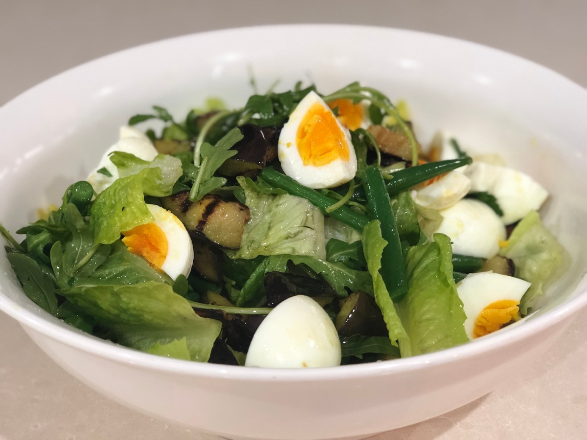 Week's End Salad